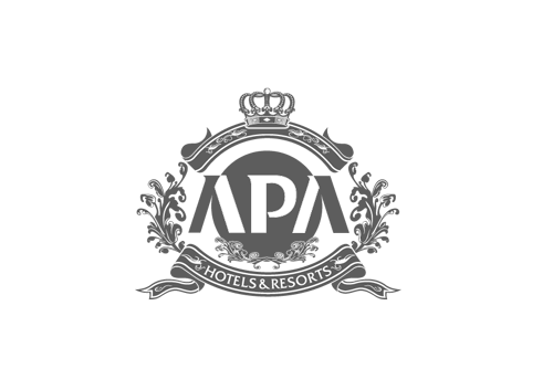 APA Hotels logo
